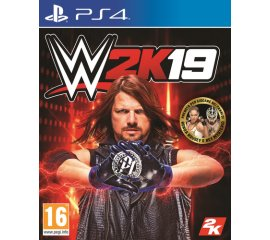 2K WWE 2K19, PS4 videogioco PlayStation 4 Basic ITA