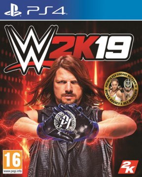 TAKE 2 PS4 WWE 2K19