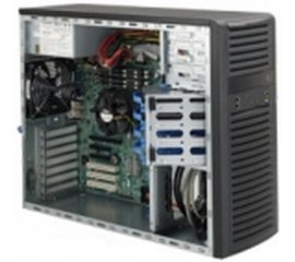 Supermicro 732D2-500B Midi Tower Nero 500 W