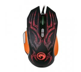 MARVO G920 MOUSE GAMING 4.000DPI CAVO 1.5MT USB BLACK/RED