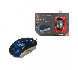 MARVO G905 MOUSE GAMING 4.800DPI CAVO 1.5MT USB BL