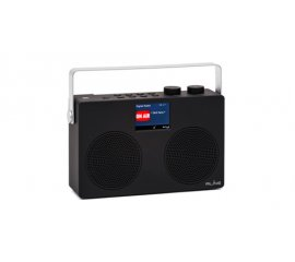 "SOUNDABTWOB RADIO DAB+ FM RDS BT NFC AUX DISPL.2.8"" NERO"