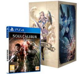 NAMCO PS4 SOUL CALIBUR VI - COLLECTOR'S EDITION