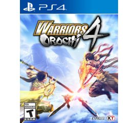 KOEI PS4 WARRIORS OROCHI 4