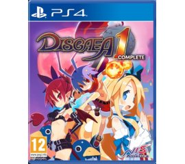 Koch Media Disgaea 1 Complete, PS4 videogioco PlayStation 4 Basic