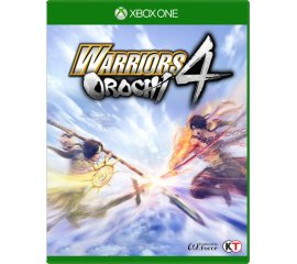 OMEGA FORCE XBOX ONE WARRIORS OROCHI 4