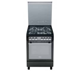 Hotpoint CX65S72 (A) IT/HA H cucina Piano cottura Nero Gas