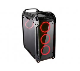 COUGAR PANZER EVO VETRO TEMPERATO FULL-TOWER NO-POWER MINI ITX/MATX/ATX/CEB/L-ATX/E-ATX NERO