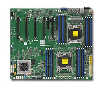 Supermicro X10DRG-Q server/workstation motherboard LGA 2011 (Socket R) Intel® C612