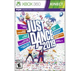 UBISOFT XBOX 360 JUST DANCE 2019