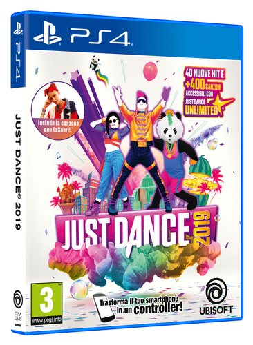 Sony PS4 Just Dance 2019 2