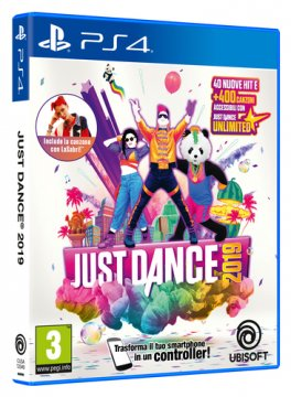 Sony PS4 Just Dance 2019