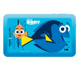 "eSTAR Finding Dory 17,8 cm (7"") Rockchip 1 GB 8 GB Wi-Fi 4 (802.11n) Multicolore Android 7.1"