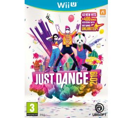 UBISOFT WII U JUST DANCE 2019