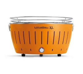 LotusGrill G435  orange + ceppo coltelli Victor