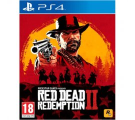 TAKE 2 PS4 RED DEAD REDEMPTION II GERMANIA