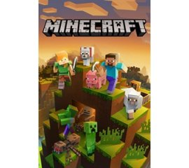 Microsoft Minecraft Master Collection, Xbox One Base+DLC Inglese