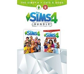 ELECTRONIC ARTS XBOX ONE THE SIMS 4 + THE SIMS 4 CANI & GATTI