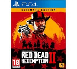 GAME Red Dead Redemption 2 Ultimate Edition, PS4 videogioco PlayStation 4