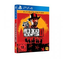 TAKE 2 PS4 RED DEAD REDEMPTION 2 - ULTIMATE EDITIO