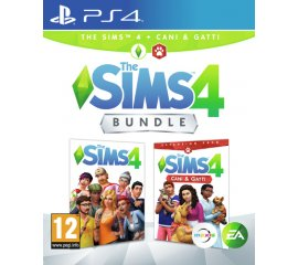 ELECTRONIC ARTS PS4 THE SIMS 4 + THE SIMS 4 CANI & GATTI