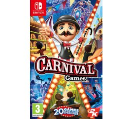 Take-Two Interactive Carnival Games, Nintendo Switch videogioco Basic