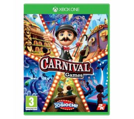 TAKE 2 XBOX ONE CARNIVAL GAMES