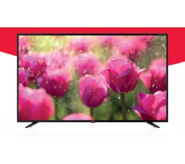 "SHARP LC-55UI7352E 55"" LED 4K FULL HD SMART TV DVB-T/T2/S/S2/C FUNZIONE HOTEL HDMI ITALIA NERO"