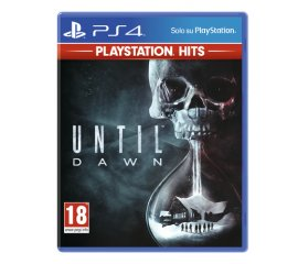 SONY PS4 UNTIL DAWN