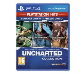 Sony Uncharted: The Nathan Drake Collection, PS Hits, PS4 videogioco PlayStation 4