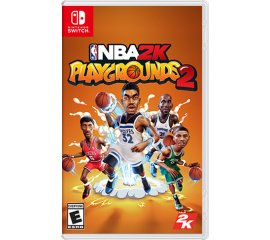 TAKE TWO SWITCH NBA 2K PLAYGROUNDS 2