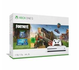 MICROSOFT XBOX ONE S 1TB + GIOCO FORTNITE