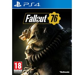 Bethesda Fallout 76, PS4 Basic Inglese, ITA PlayStation 4