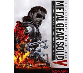 Sony Metal Gear Solid V: The Definitive Experience Playstation Hits, PS4 PlayStation 4 Definitiva