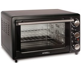 Howell HO.FE2812V fornetto con tostapane 28 L Nero Grill 1500 W