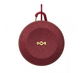 MARLEY NO BOUNDS SPEAKER BLUETOOTH ROSSO