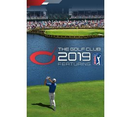 TAKE 2 XBOX ONE THE GOLF CLUB 2019 FEATURING