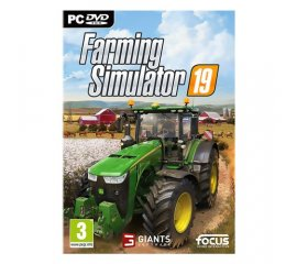 Digital Bros Farming Simulator 19, PC videogioco Basic