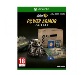 BETHESDA XBOX ONE FALLOUT 76 POWER ARMOR EDITION -