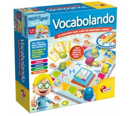 LISCIANI I'M A GENIUS TALENT SCHOOL - VOCABOLANDO