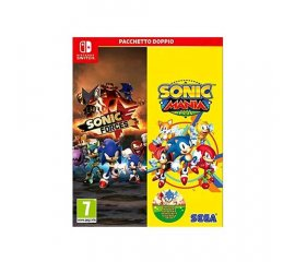 SEGA SWITCH SONIC DOUBLE PACK