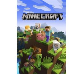 Microsoft Minecraft, Xbox One Basic Inglese