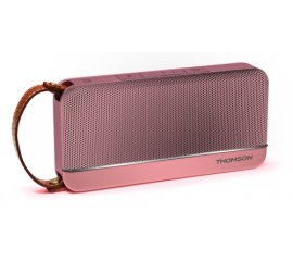 THOMSON WS02RSM DIFFUSORE PORTATILE BLUETOOTH/NFC POTENZA 12W RMS COLORE PINK