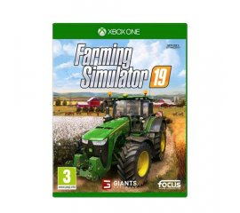 FOCUS HOME XBOX ONE FARMING SIMULATOR 2019 EUROPA