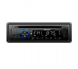 MAJESTIC SCD-635MP3 AUTORADIO USB SD NERO