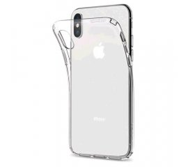 SPIGEN iPHONE X CUSTODIA LIQUID CRYSTAL CLEAR