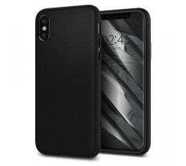 "Spigen Liquid Air custodia per cellulare 14,7 cm (5.8"") Cover Nero"