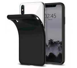 SPIGEN SGP SPIGEN iPHONE X CUSTODIA LIQUID BLACK M