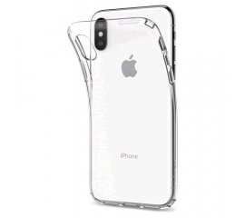 SPIGEN iPHONE XS CUSTODIA LIQUID CLEAR CRYSTAL