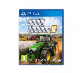 FOCUS HOME PS4 FARMING SIMULATOR 2019 EUROPA